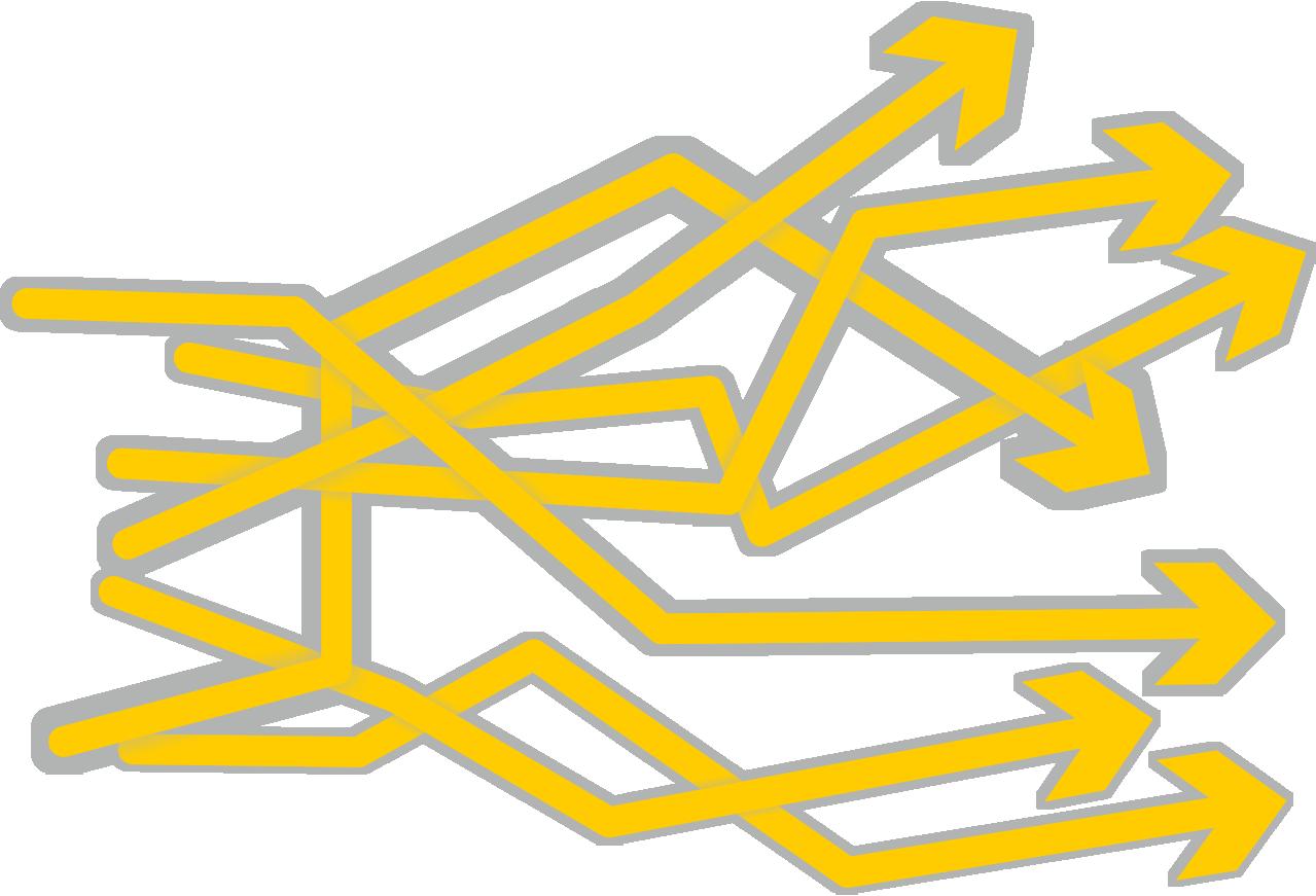 frecce dx