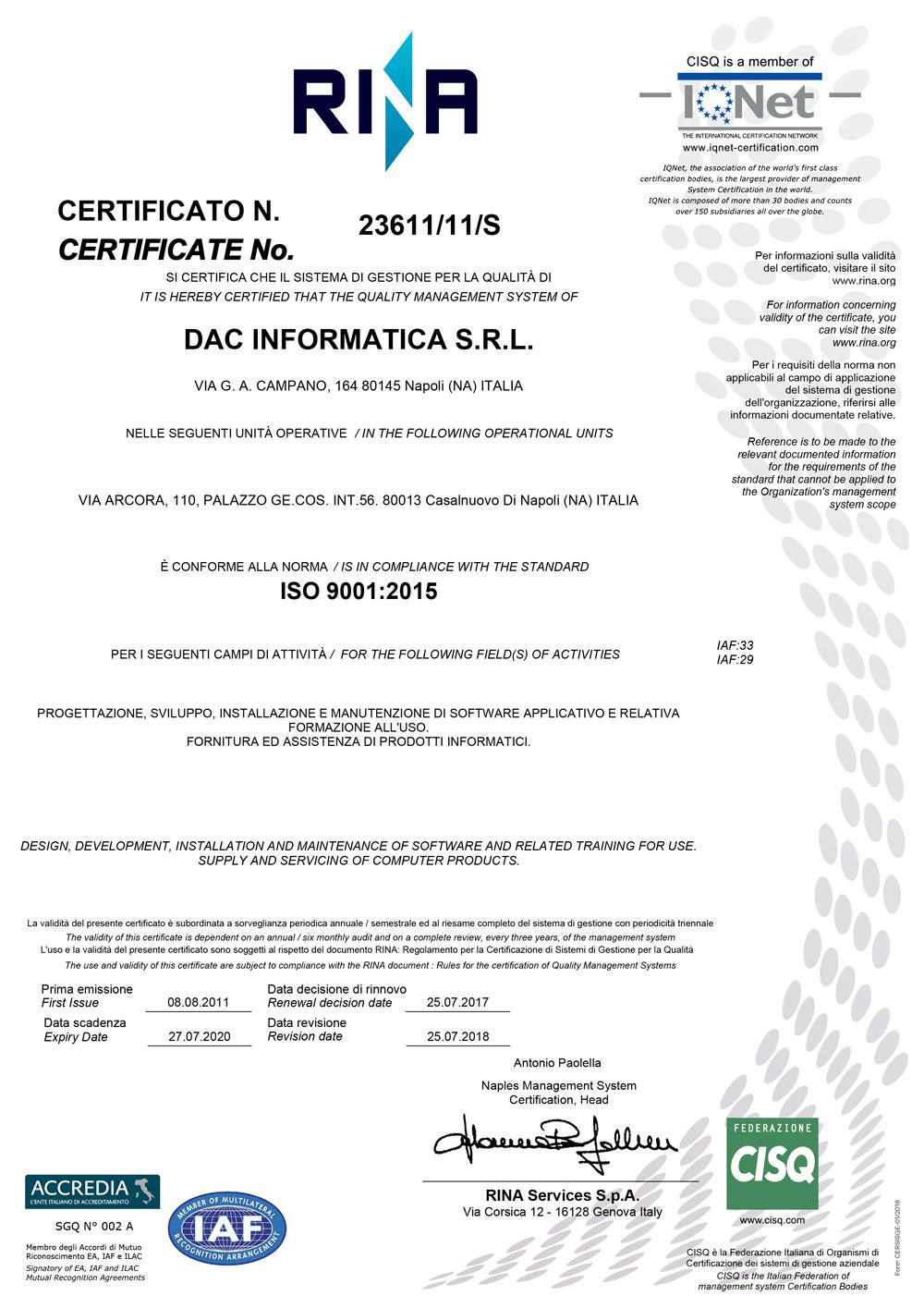 DAC-RINA-certificato-18-19